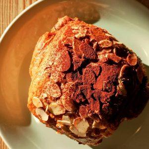 Pain Au Chocolate – Almond