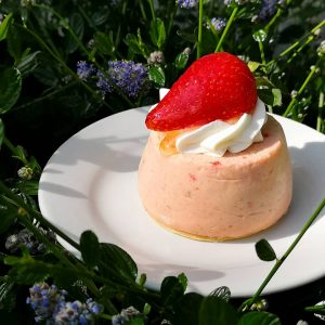 Strawberry Mouse Cheesecake