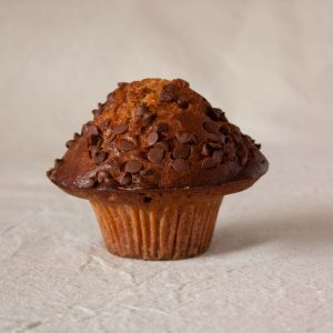 Choco Chip Banana Muffin