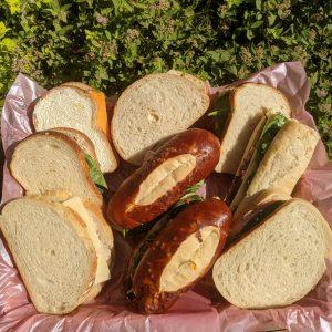 Full Sandwich Platter (9)