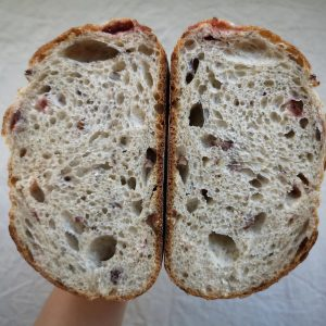 Pecan Craisin Loaf