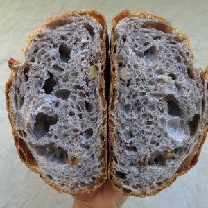 Sweet Onion and Walnut Loaf