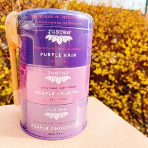 Purple Trio Tin