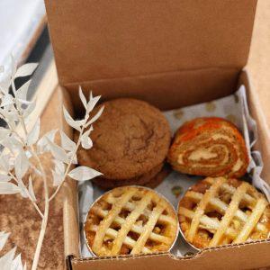 .Fall Greetings Gift-Box
