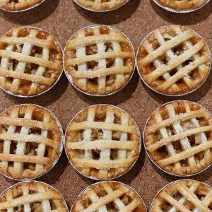 .Lattice Apple Caramel Tart