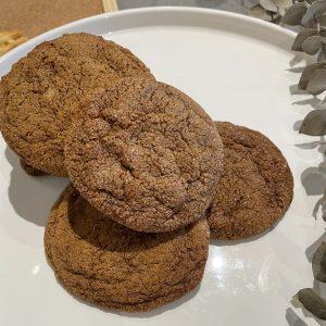 .Molasses Cookie