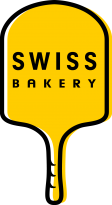 Swiss Bakery Logo - 2 Colour Black-Gold RGB